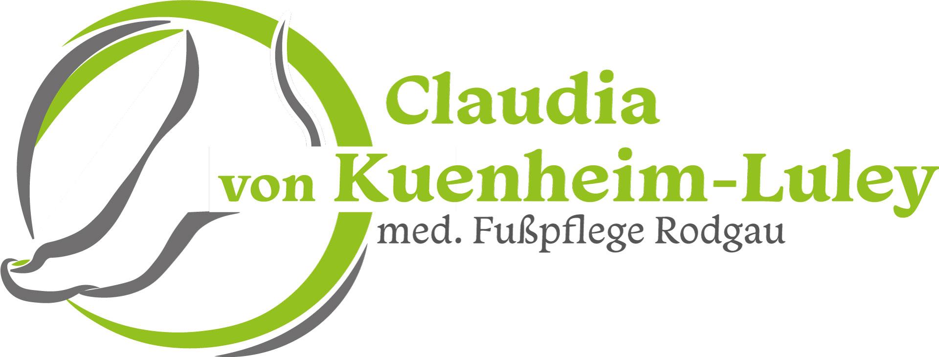 Fusspflege Rodgau Claudia Kuenheim-Luley